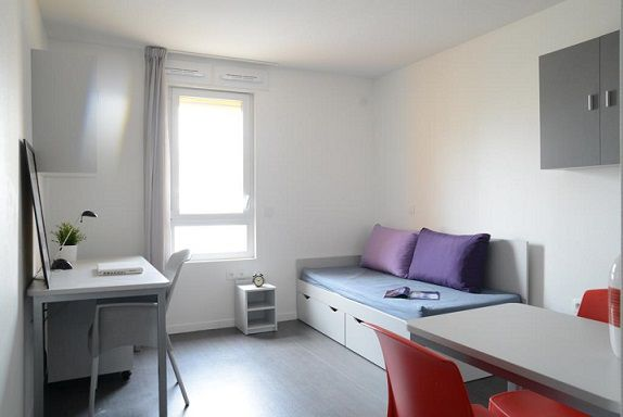 R sidence tudiante bordeaux cenon cenon for Appartement etudiant bordeaux centre
