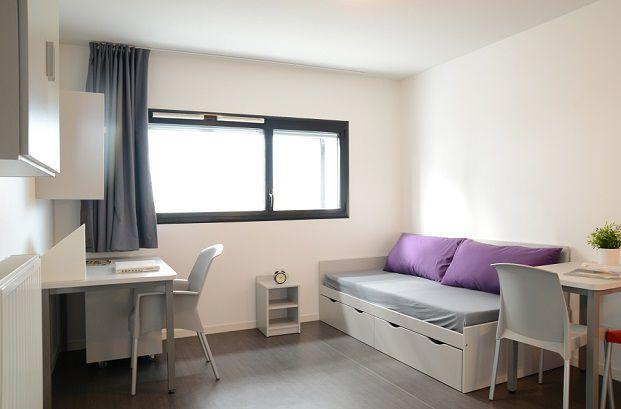 r sidence tudiante carline grenoble. Black Bedroom Furniture Sets. Home Design Ideas