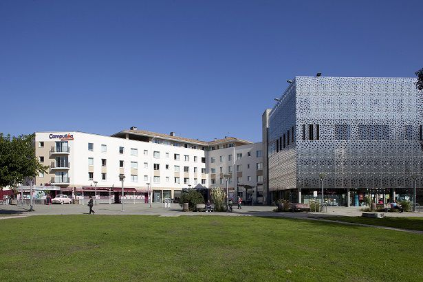 R sidence tudiante campusea talence centre talence for T1 bordeaux location